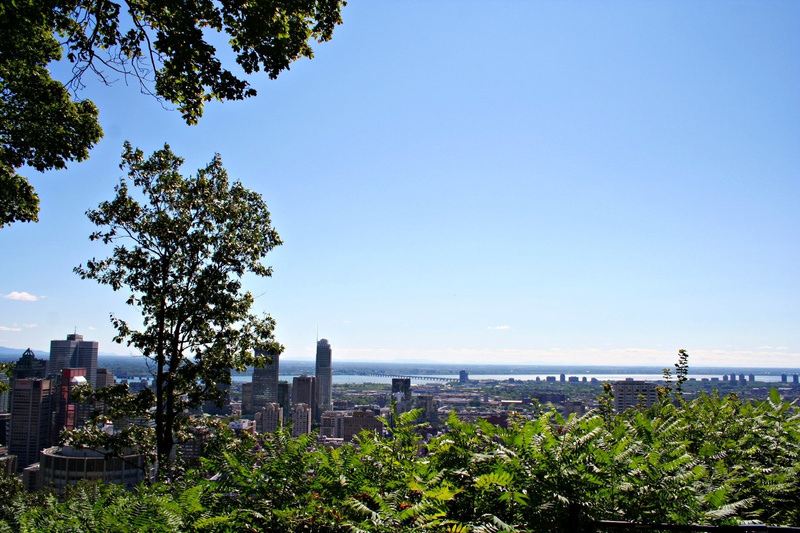 Montreal Mont Real 071
