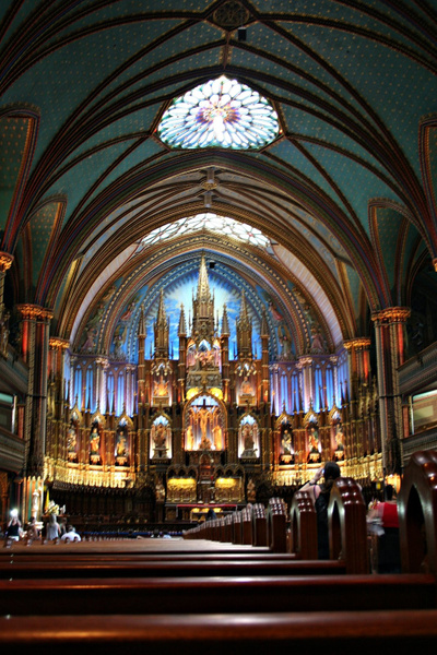 Montreal NotreDame 038 by StefsPictures