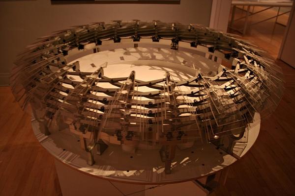 Montreal Architekturmuseum  3D Design 011 by StefsPictures