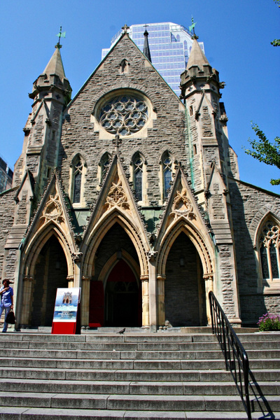 Montreal CathedraleChristChurch 112 by StefsPictures