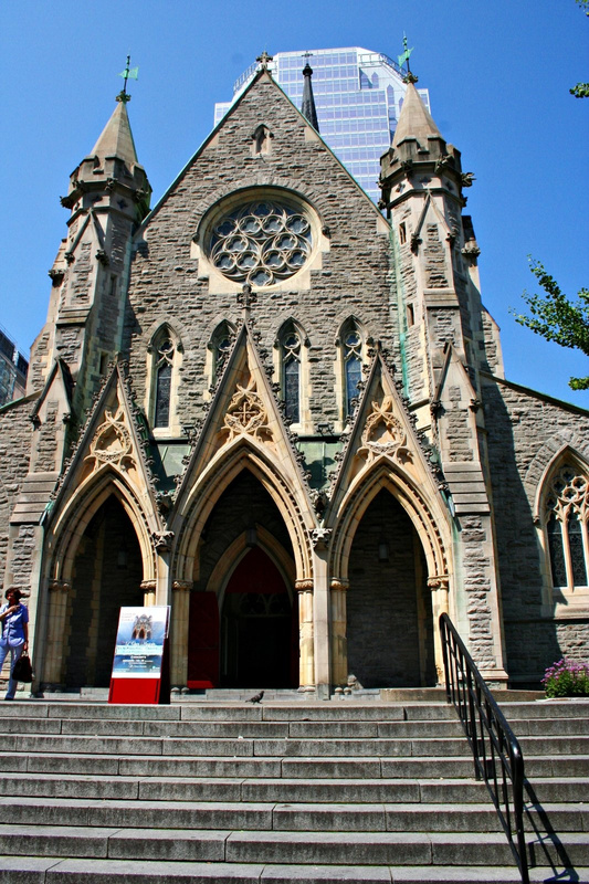 Montreal CathedraleChristChurch 112
