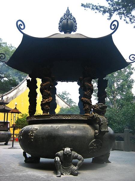 Hangzhou_LongjingTemple_040 by StefsPictures