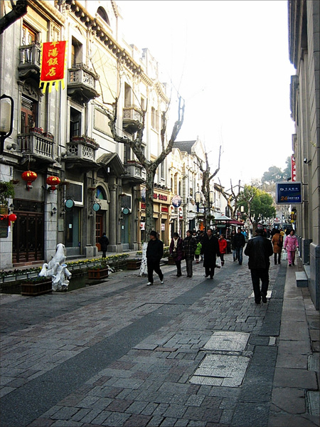 Hangzhou_OldTown by StefsPictures