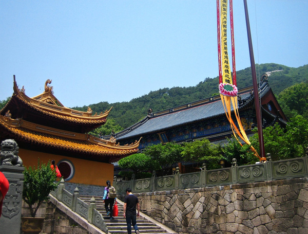 PutuoShan FayuTemple 092 by StefsPictures