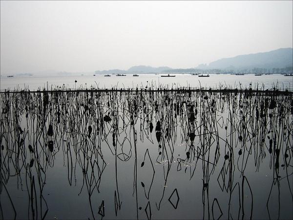 Hangzhou_Westlake_Winter by StefsPictures