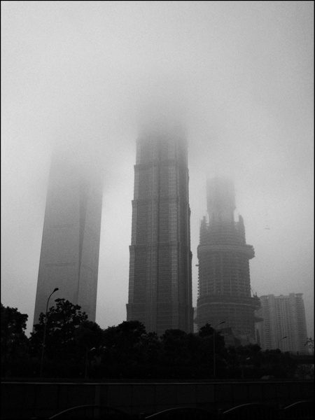 Shanghai JinMaoAndFinancialTower 005 by StefsPictures