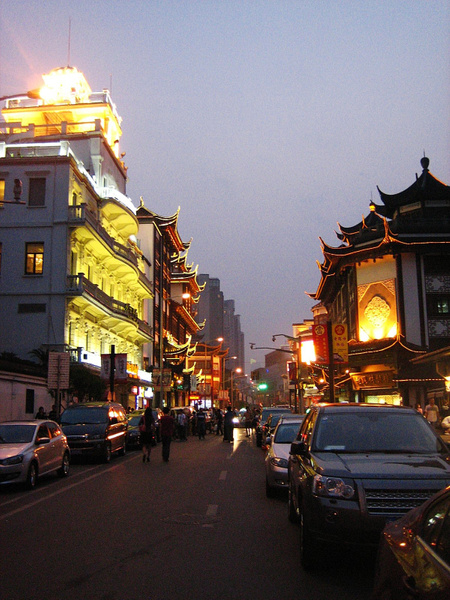 Shanghai OldTown 091 by StefsPictures