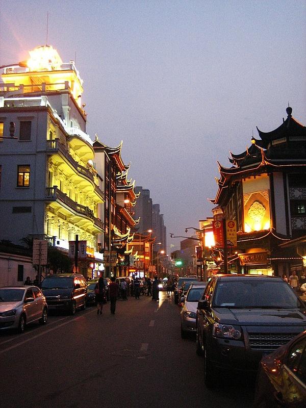 Shanghai OldTown 091