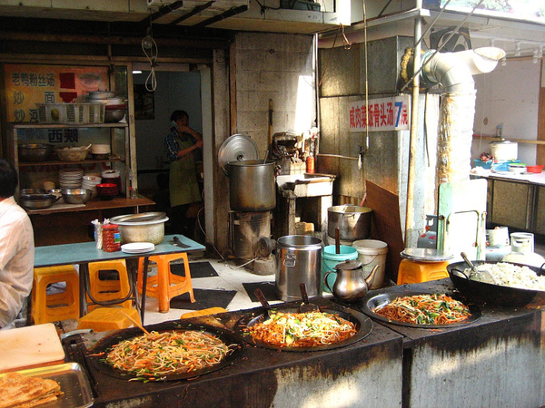 Shanghai OldTown Bazar 055 by StefsPictures