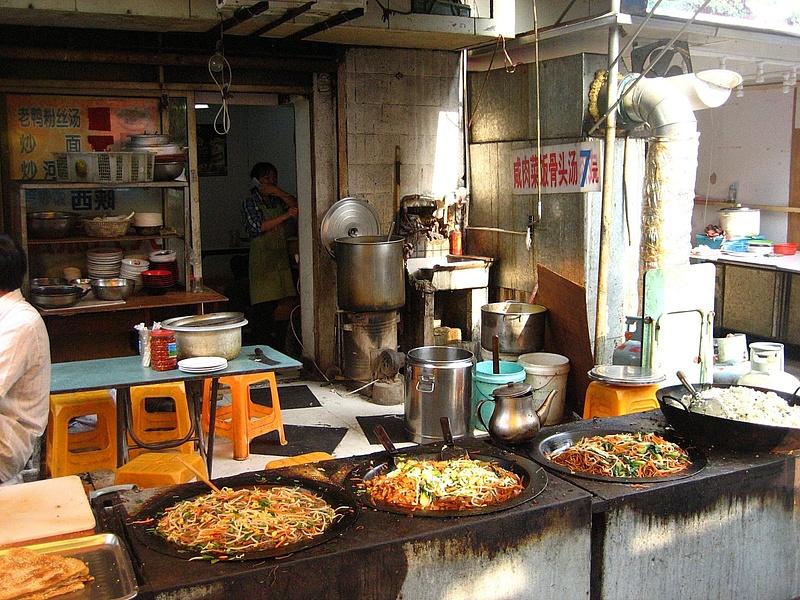 Shanghai OldTown Bazar 055