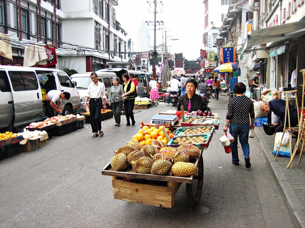 Shanghai OldTown Bazar 063 by StefsPictures