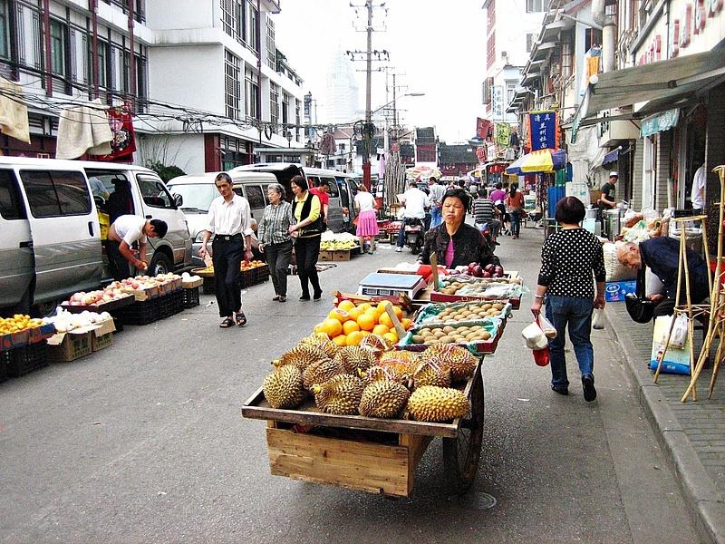 Shanghai OldTown Bazar 063