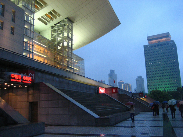 Shanghai OperaHouse 046 by StefsPictures