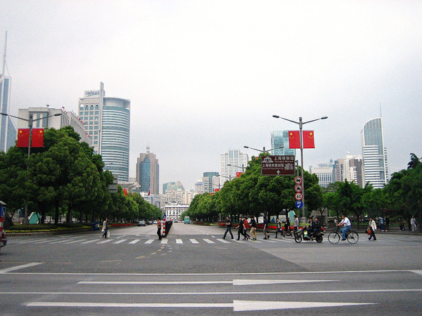 Shanghai PeoplesSquare 038 by StefsPictures