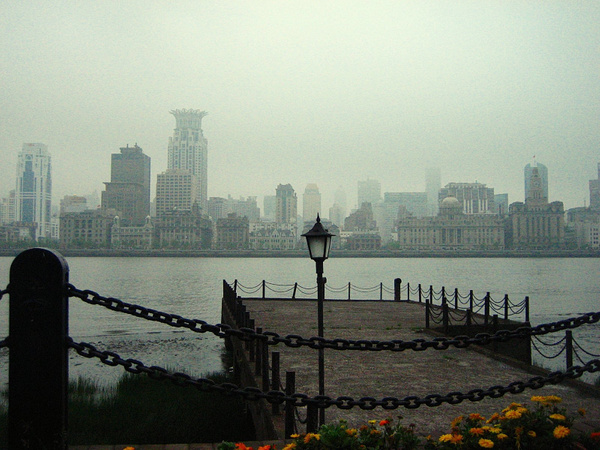 Shanghai ViewFromPudong 024b by StefsPictures