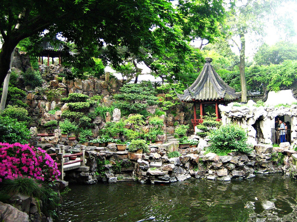Shanghai YuYuanGarden 072 by StefsPictures