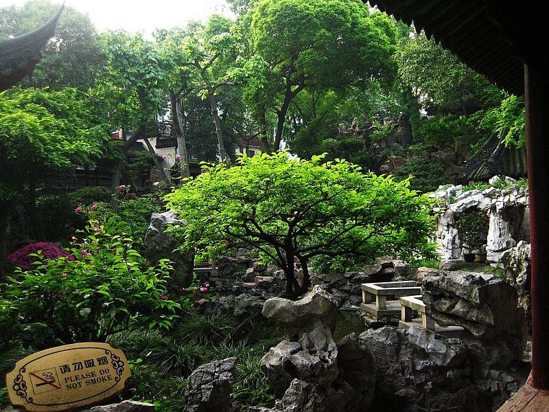 Shanghai YuYuanGarden 073