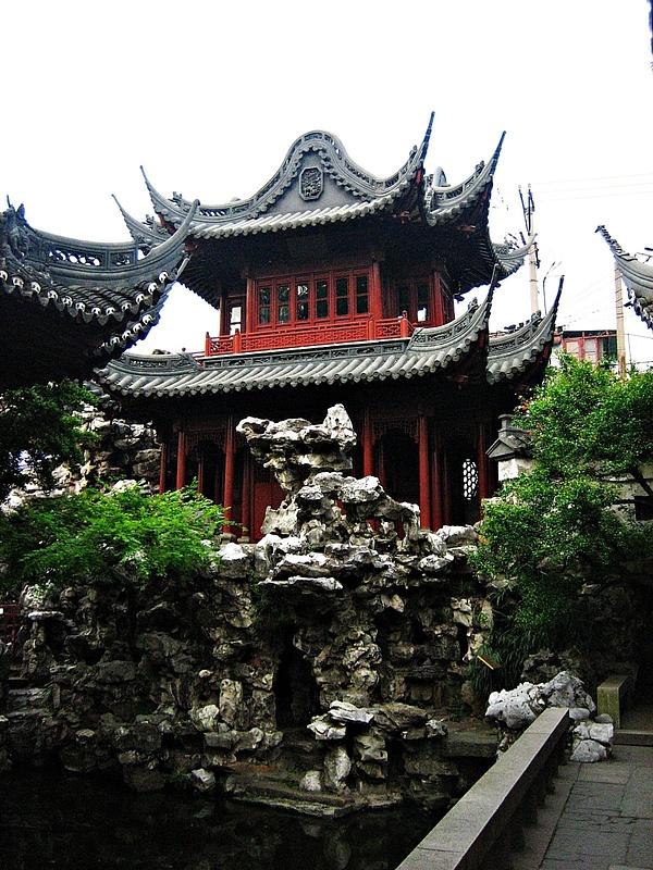 Shanghai YuYuanGarden 076