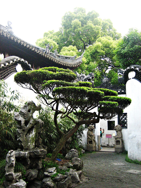 Shanghai YuYuanGarden 077 by StefsPictures