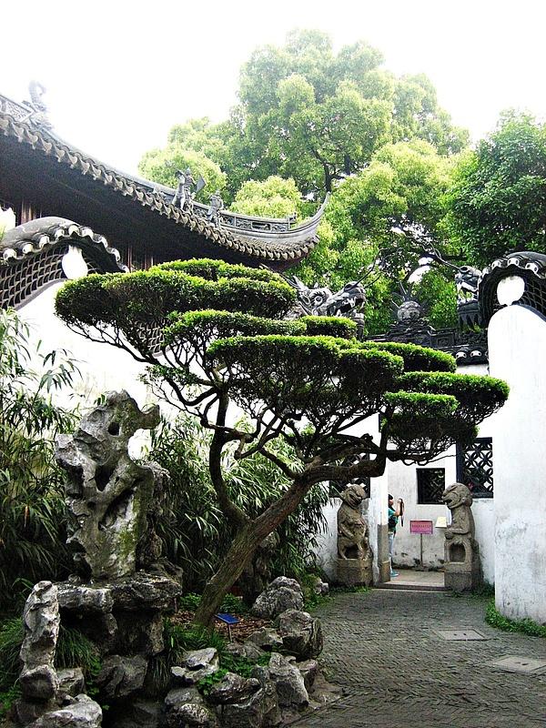 Shanghai YuYuanGarden 077