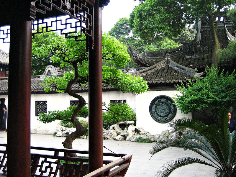 Shanghai YuYuanGarden 080