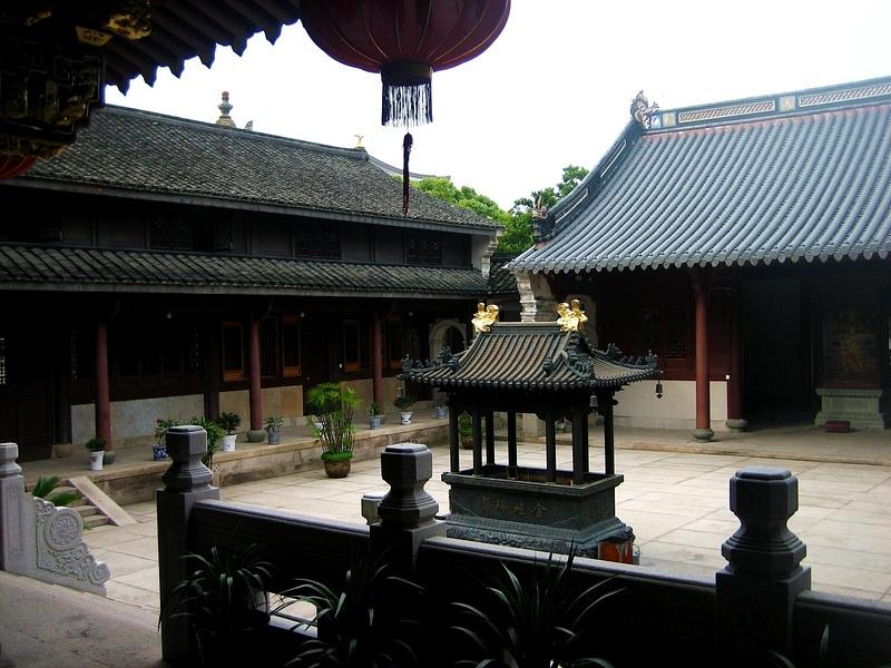 PutuoShan TianhuaTemple 028