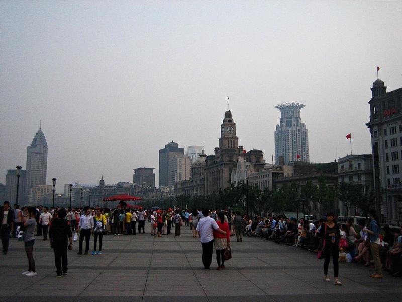Shanghai Bund 084
