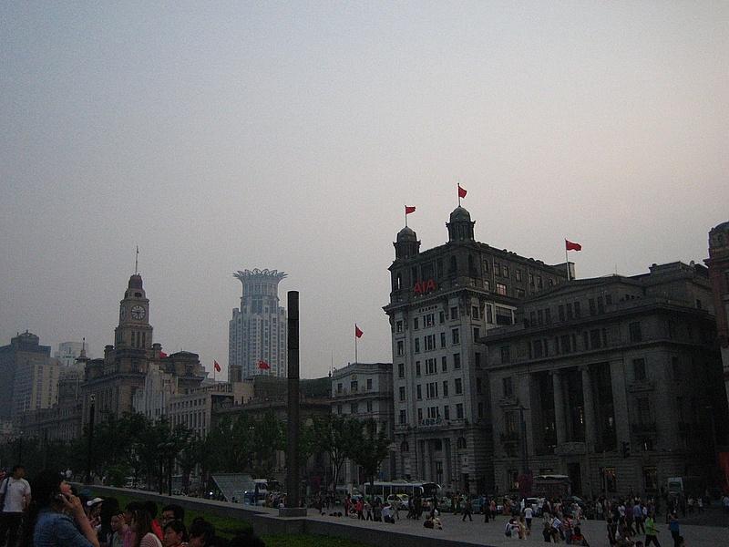 Shanghai Bund 085