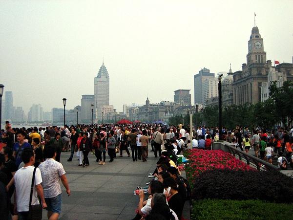Shanghai Bund 086 by StefsPictures