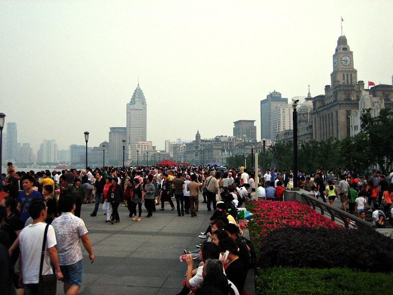 Shanghai Bund 086