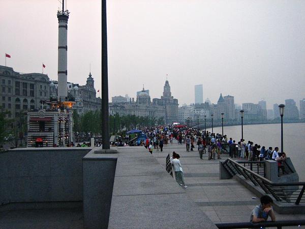 Shanghai Bund 089 by StefsPictures