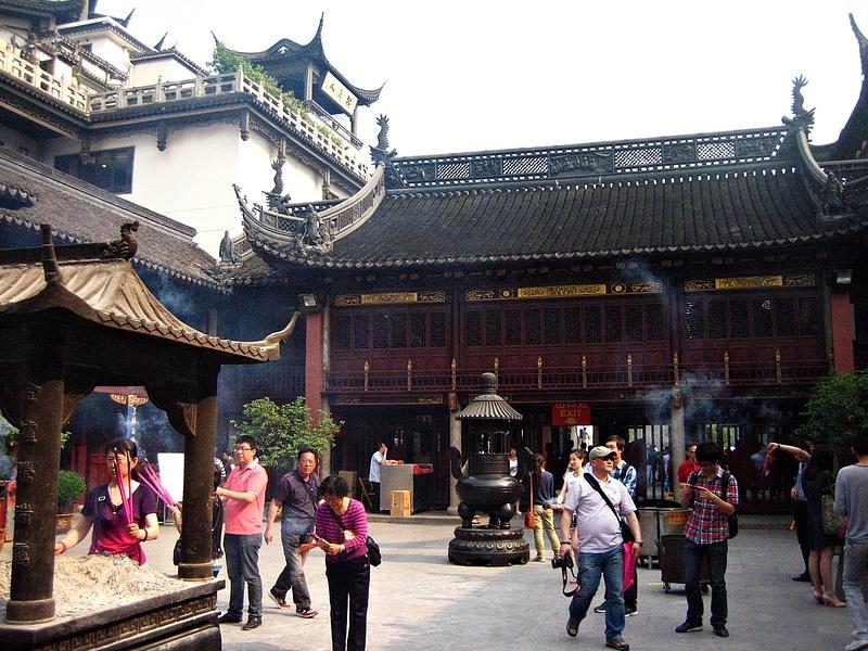 Shanghai Chenghuang 040