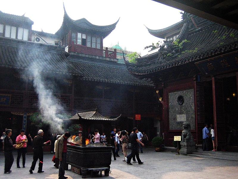 Shanghai Chenghuang 045