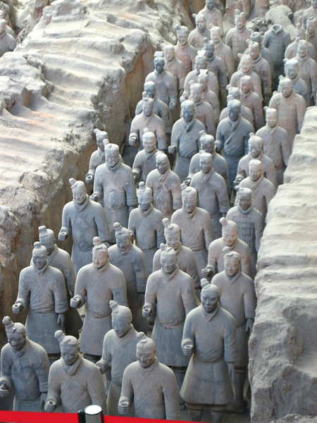 Xian TerracottaArmy 117 by StefsPictures