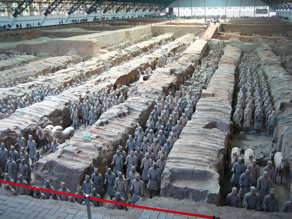 Xian TerracottaArmy 120 by StefsPictures