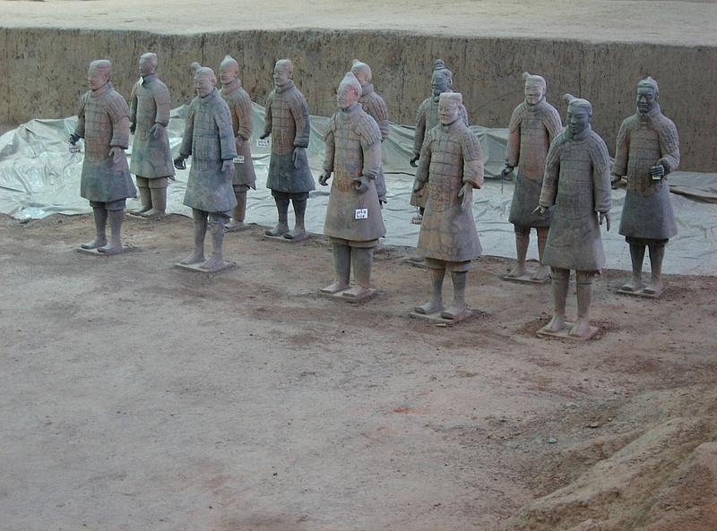 Xian TerracottaArmy 128