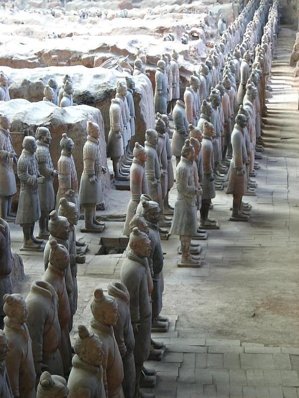 Xian TerracottaArmy 134