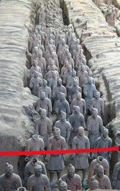 Xian TerracottaArmy 137