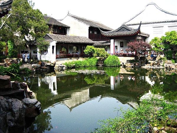 Suzhou WangshiYuan 010 by StefsPictures
