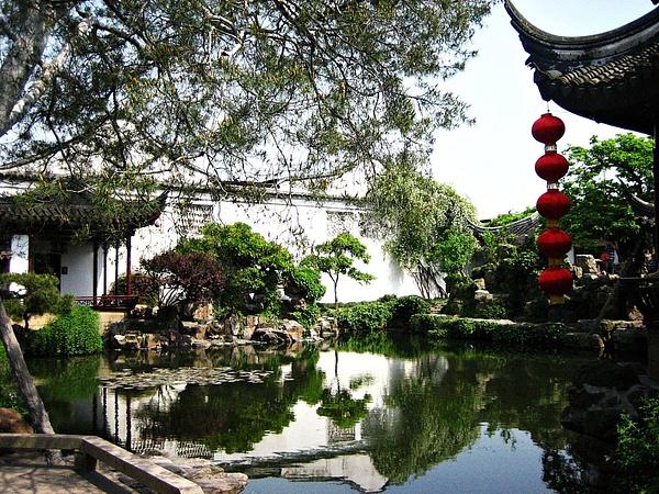 Suzhou WangshiYuan 008 by StefsPictures