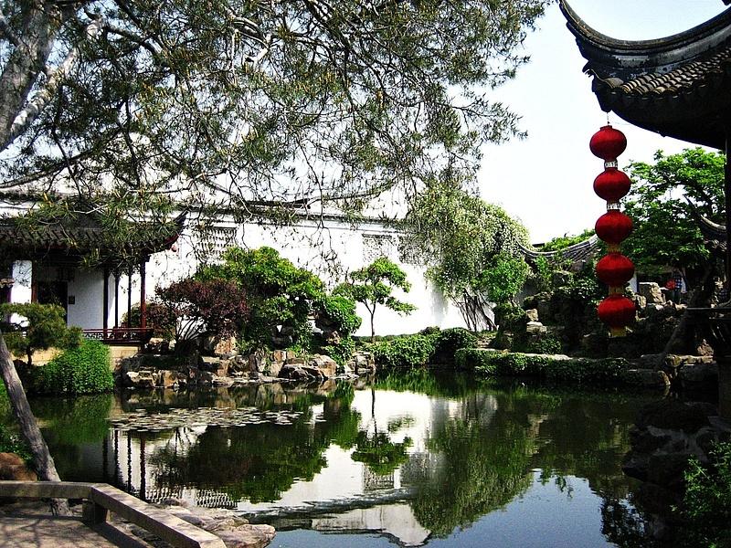 Suzhou WangshiYuan 008
