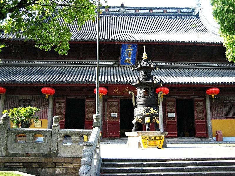 Suzhou XuanmiaoTemple 020