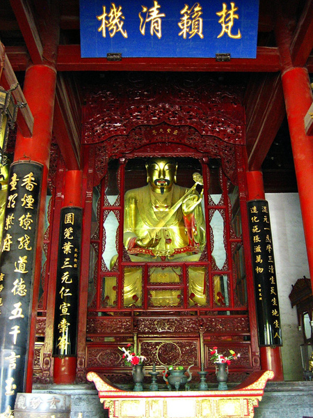 Suzhou XuanmiaoTemple 022 by StefsPictures