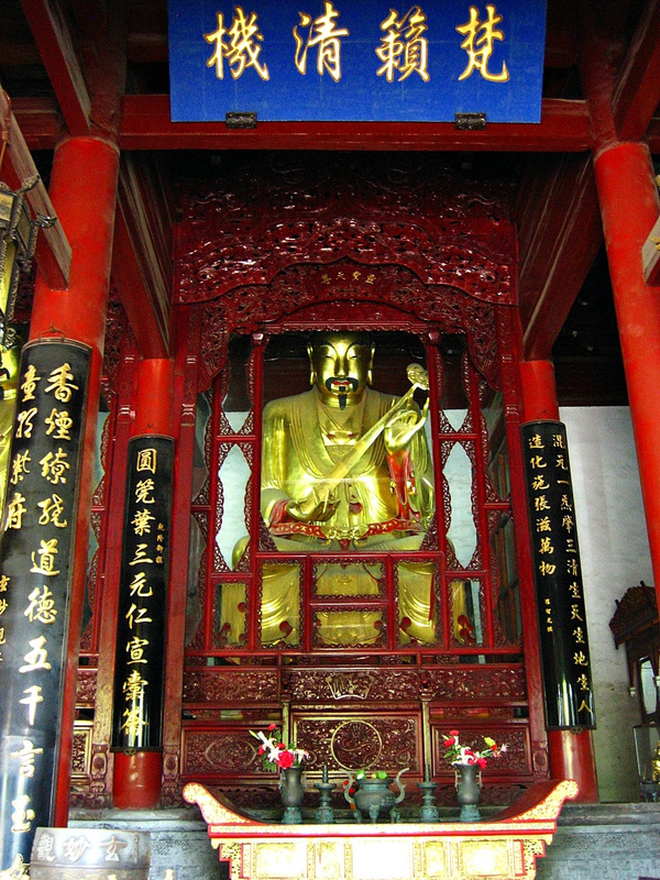 Suzhou XuanmiaoTemple 022