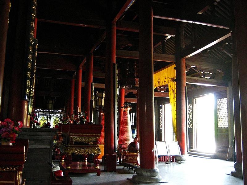 Suzhou XuanmiaoTemple 023