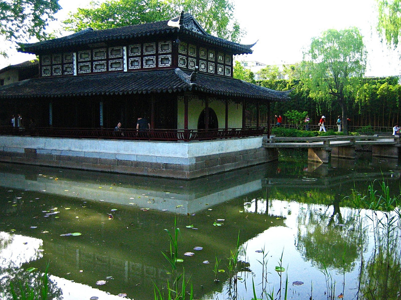 Suzhou ZhuozhengYuan 032