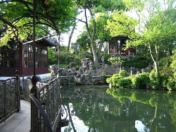 Suzhou ZhuozhengYuan 038 by StefsPictures