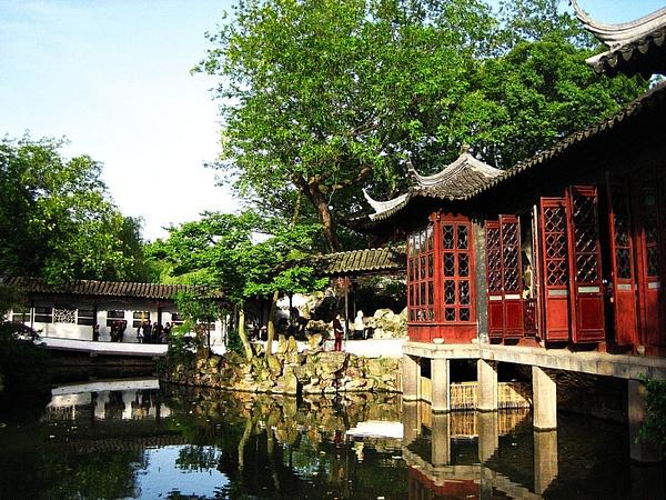 Suzhou ZhuozhengYuan 039 by StefsPictures