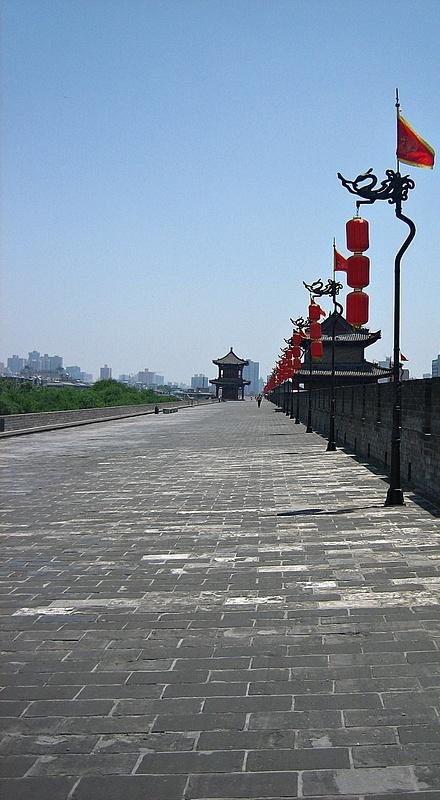 Xian CityWall 097