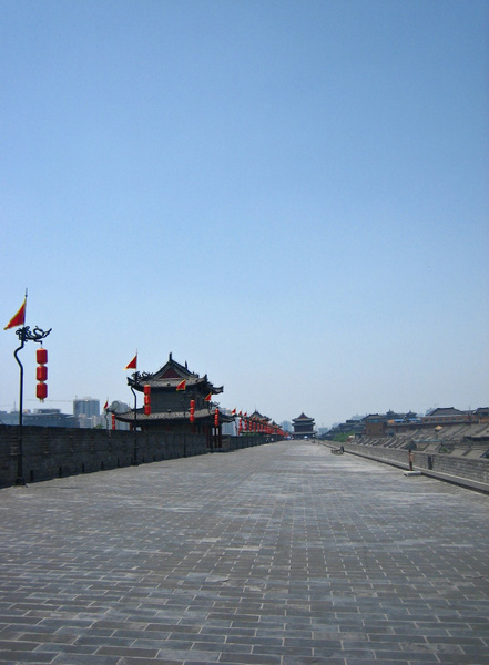 Xian CityWall 099 by StefsPictures